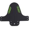 Azonic Splatter Fender black/neon green